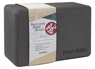 Manduka - Recycled Foam Yoga Block Thunder