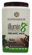 Sunwarrior - Illumin8 Plant-Based Organic Meal Aztec Chocolate