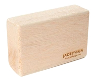 JadeYoga - Balsa Superlight Small Yoga Block