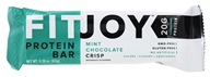 FitJoy Nutrition - Protein Bar Mint Chocolate Crisp