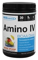 PEScience - Amino IV BCAA Drink Mango Splash