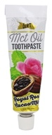 The Dirt - MCT Oil Toothpaste Royal Rose