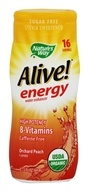 Nature's Way - Organic Alive Energy Water Enhancer