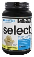 PEScience - Select Protein Powder Amazing Gourmet Vanilla