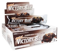 Recherche d'ISS - OhYeah ! Victory Bars Box Fudge Brownie - 12 Bars