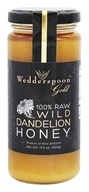 Wedderspoon - 100% Raw Wild Dandelion Honey -