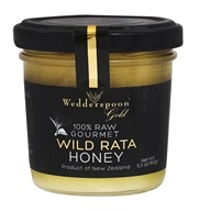 Wedderspoon - 100% Raw Gourmet Wild Rata Honey