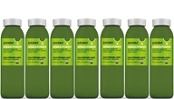 Juicera - Green Power Organic Cold Pressed Juice 12 oz. - 7 Bottle(s)