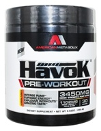 American Metabolix - HavoK Pre-Workout 30 Servings Lemon