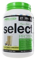 PEScience - Select Protein Vegan Series Amazing Vanilla