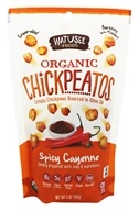 Watusee Foods - Organic Chickpeatos Chickpea Snack Spicy