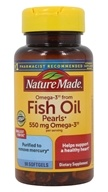 Nature Made - Fish Oil Pearls 500 mg.