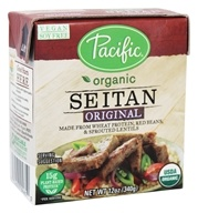 Pacific Natural Foods - Organic Seitan Original -