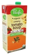 Pacific Natural Foods - Organic Creamy Tomato Soup