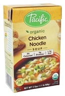 Pacific Natural Foods - Organic Chicken Noodle Soup