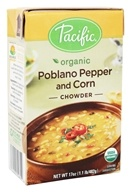Pacific Natural Foods - Organic Poblano Pepper and