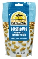 Sunshine Nut Company - Roasted Cashews Perfectly Plain
