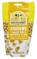 Sunshine Nut Company - Roasted Cashews Sprinkling of