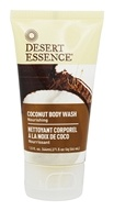 Desert Essence - Body Wash Coconut - 1.5