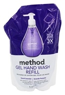 Method - Gel Hand Wash Refill French Lavender