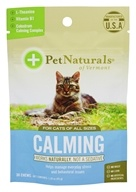 Pet Naturals of Vermont - Calming Treat For