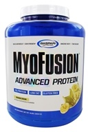 Gaspari Nutrition - MyoFusion Advanced Protein Powder Banana
