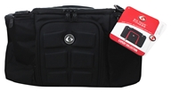 6 Pack Fitness - Innovator 300 Stealth Bag Black/Black