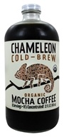 Chameleon Cold-Brew - Organic Cold Brew Coffee Concentrate Mocha - 32 oz.