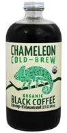 Chameleon Cold-Brew - Organic Cold-Brew Coffee Concentrate Black