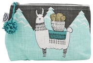 Danica Studio - 100% Linen Small Cosmetic Bag