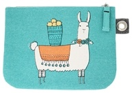 Danica Studio - 100% Cotton Large Zipper Pouch