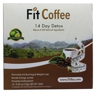 FitTea - Fit Coffee 14 Day Detox -