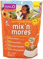 Halo Purely for Pets - Mix 'n Mores For Dogs Cage-Free Chicken Formula - 14 oz.
