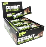 Muscle Pharm - Gluten-Free Combat Crunch Bar Chocolate