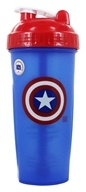 PerfectShaker - Shaker Cup Hero Series Captain America - 28 oz.