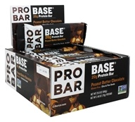 Pro Bar - Base Protein Bars Box Peanut