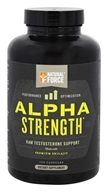 Natural Force - Alpha Strength Raw Testosterone Support