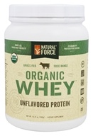 Natural Force - Organic Whey Unflavored - 13.76