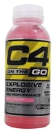 C4 On The Go RTD Pre-Workout Explosive Energy and Performance
