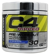 Cellucor - C4 Ripped Pre-Workout Explosive Energy and
