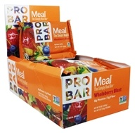 Whole Food Meal Bars Box Original Collection