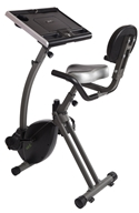 Stamina Products - WIRK Ride Workstation and Standing