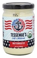 Tessemae's - All Natural Organic Mayonnaise - 12