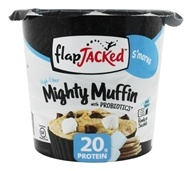 FlapJacked - Mighty Muffin with Probiotics S'Mores -