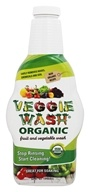 Organic Veggie Wash Soaker Bottle