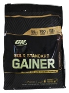 Optimum Nutrition - Gold Standard Gainer Protein and