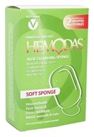 Hemodas - Aloe Cleansing Hemorroidal Sponge - 2 Count