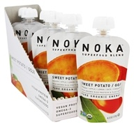 Noka - Organic Superfood Blend Sweet Potato and