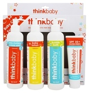 Baby Body Care Essentials Kit