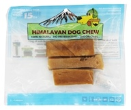 Himalayan Corporation - Himalayan Dog Chew For Dogs Under 15 lbs. - 3.5 oz.